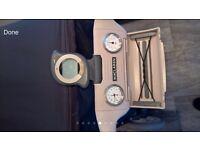 Maclaren Grand Tour LX Travel system Pushchair with Recaro Young profi plus 0+car seat +Moses cot