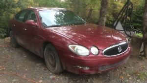 2005 Buick Allure Sedan - PART OUT