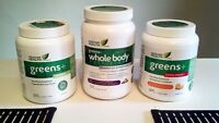 GREENS+ & VEGA SUPPLEMENTS