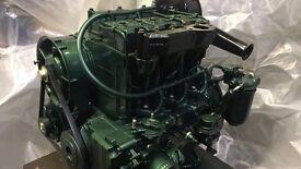 Lister petter lpa3. Air cooled engine suit boat. Generator etc