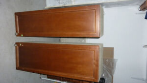 Kitchen cabinet  wall mounting