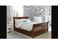 Dreams Orleans Walnut Wooden Double Bed Fantastic condition £220 o.n.o.