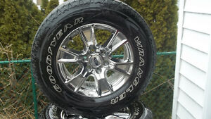 2015 ford f150 tiires and rim 6 bot