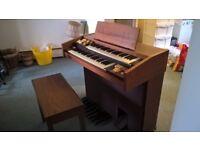 Viscount Electric Organ
