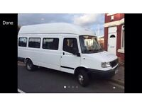 2006 55reg LDV 17 Seater Mini Bus 2.4 tdci very reliable new bus forces sale DVD tv