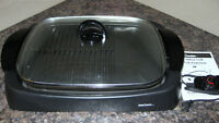 ELECTRIC BBQ GRILL – BETTY CROCKER - AS NEW