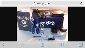 Unopened Snoop Dogg G-Pen vape (original blue colour)