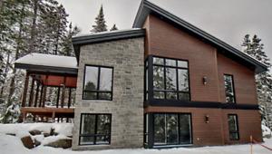 Maison neuve à Vendre Morin-Heights  du Contrateur