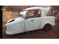 Wanted: AC or Thundersley Invacar Model 70