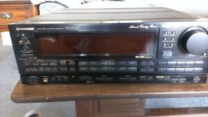 Pioneer VSX-9700S and SX-303R Tuner Amplifiers, PD-M423 Multi Cd