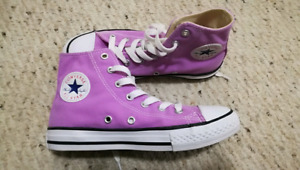 Brand new CONVERSE ALL STAR girl shoes, YOUTH size 2, $28