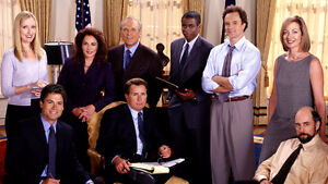 THE WEST WING: The Complete Series Collection...