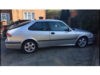 2001 SAAB 93 2.2TID TURBO DIESEL (£776 RECEIPTS in the last 7 months) no px no swaps