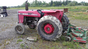 1982 Massey Ferguson for Sale - Farm Tractor - works Great!