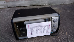 Free Toaster Oven