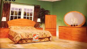 SPECIAL SALE ON BEDROOM SETS WITH 9 PIECES FOR $650 ONLY