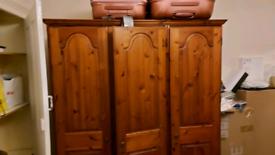 triple pine wardrobe for free