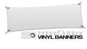 5x3 Vinyl Banner for only $60