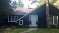 Room for Rent on Georgian Bay Waterfront!