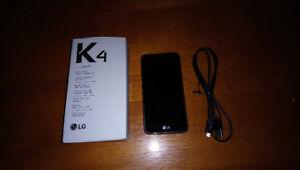 Cellulaire Lg4  usagé 1 an