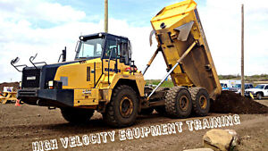 Interested in Heavy Equipment ? Come get certified with us ! Campbell River Comox Valley Area image 3