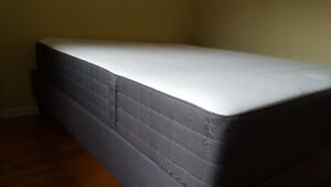 New King Spring/Foam Mattress