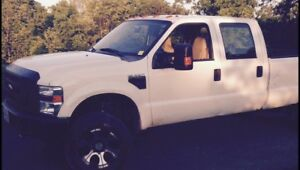 Ford 350 • 6.4 Diesel •  Manual • 2008