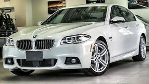 2014  BMW 535i Xdrive M-sport Package