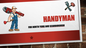 GOOD PRICE HANDYMAN IN GTA