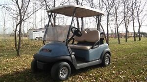 FOUR PERSON GOLF CART...on sale now!