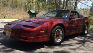 1988  Pontiac Trans Am GTA     ( Show Room Condition)