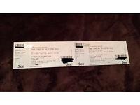 2 Frank Turner Tickets - Bexhill Saturday 10th December 2016