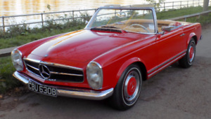 ANY CONDITION SERIOUS BUYER MERCEDES SL SLR PAGODA 1950-1971