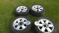 """20"""" factory ford rims"""