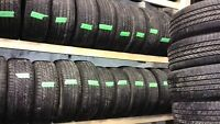 "14""-20""USED TIRES All-SEASON & WINTER **FREE INSTALLATION**"