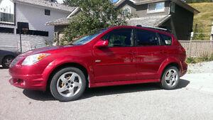 2007 Pontiac Vibe Wagon