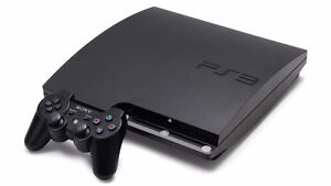 Ps3 console 500gb with a few games *price changed* obo