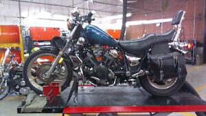 Yamaha Virago 1000 project bike