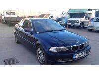 BMW 330 3.0 Ci COUPE - 2003 52-REG - NO MOT