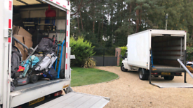BHtown Removals Man & Van services Bournemouth, Poole, Christchurch ☎️