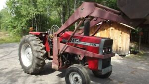 265 Massey tractor for sale