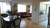 LARGE 2 BEDROOM 1500 SQ FT CONDO AT BATHURST/STEELES *LIKE NEW*