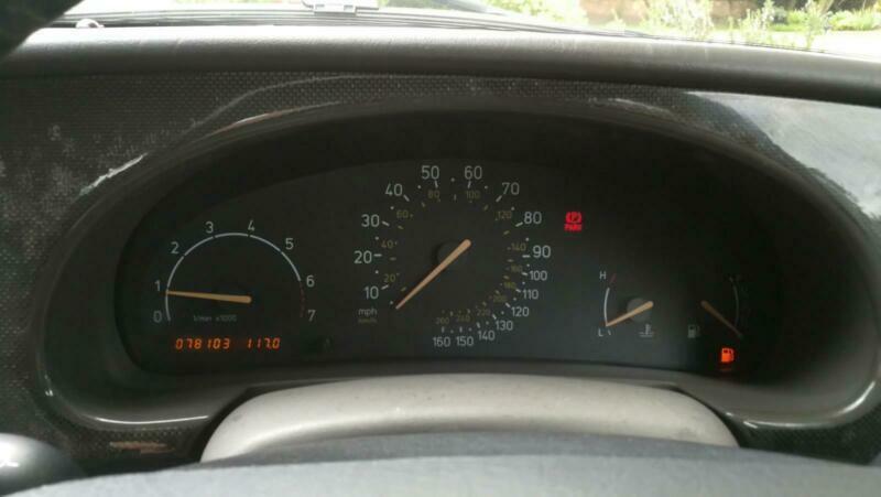 Saab 9-3 2.0Turbo 2002MY SE 78000 miles with service history