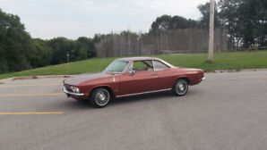 1966 Corvair Monza Coupe For Sale