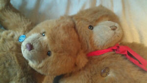 Gund Collectors Classics Plush Bear Limited Edition