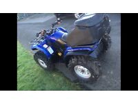 2010 yamaha grizzly 450 4wd