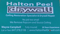 pro drywall services