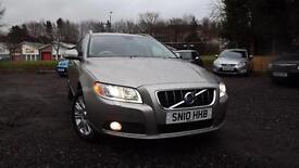Volvo V70 2.4 D5 62,000 Mls. Full Volvo History 2010 SE Premium Glasgow Scotland