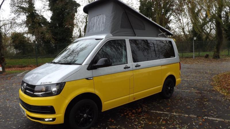 2017 Volkswagen Transporter T6 Camper Van New
