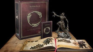The Elder Scrolls Online:Tamriel Unlimited Imperial Collector's